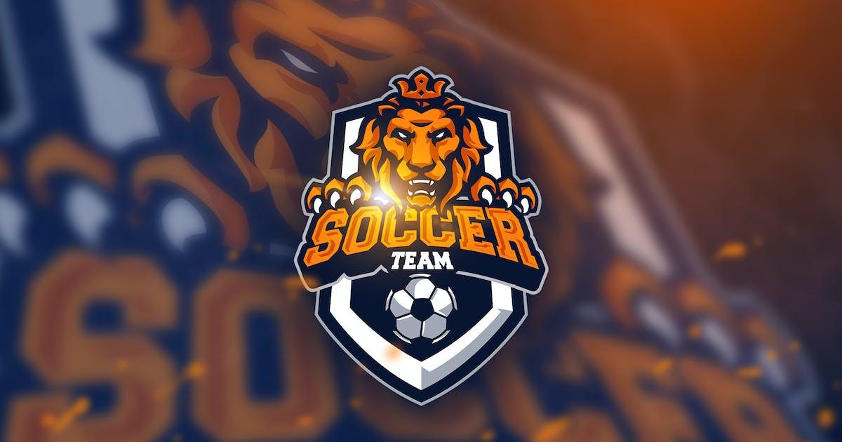Download Soccer Tiger - Mascot & Esport Logo by aqrstudio