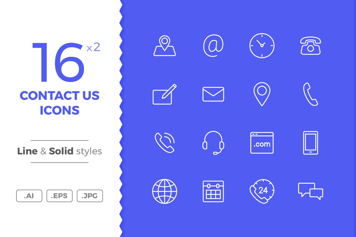 Download Contact Icons by filborg by Unknow