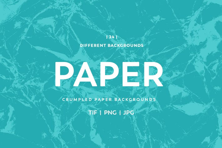 Cover Image For Crumpled Paper Backgrounds
