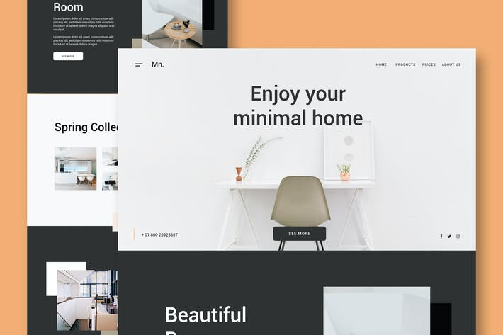 Thumbnail for Home & Furniture - Website