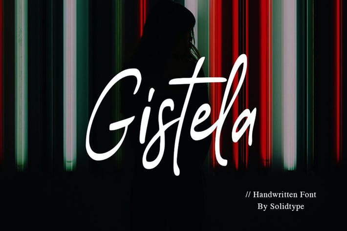 Thumbnail for Gistela | Fuente manuscrita