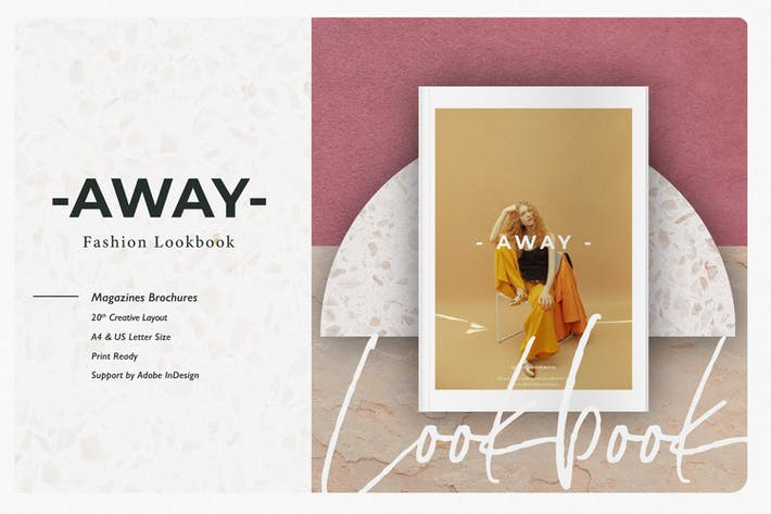 Thumbnail for Away Fashion Lookbook