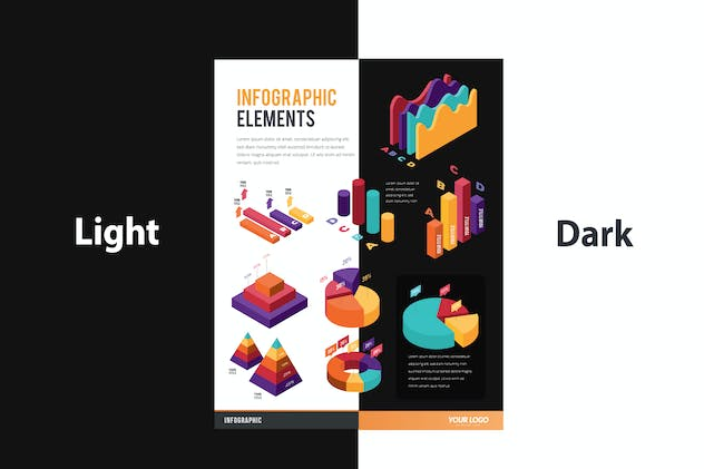 Infographic Examples for Designer V.45 - product preview 3