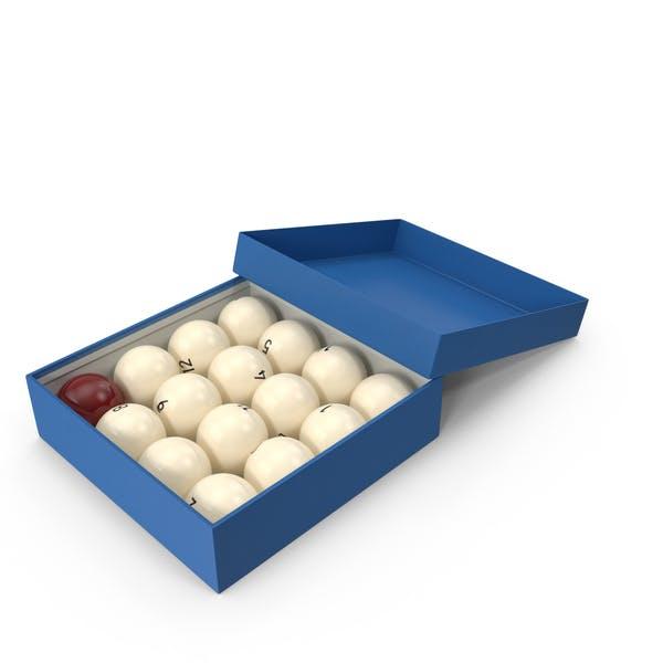Russian Billiard Balls