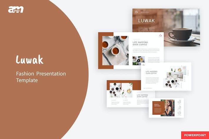 Thumbnail for Luwak Powerpoint