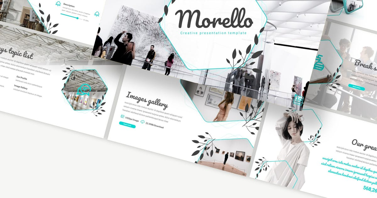 Download Morello - Powerpoint / Google Slides / Keynote by Macademia
