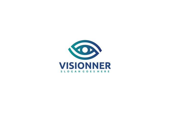 Thumbnail for Логотип Vision Eye