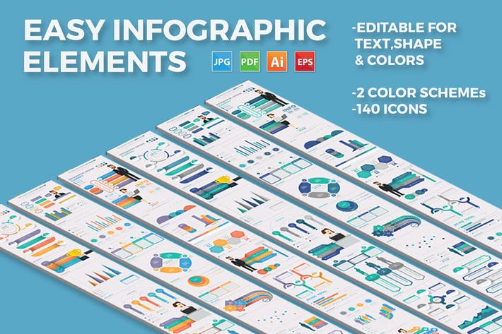 Thumbnail for Infographic Element Design
