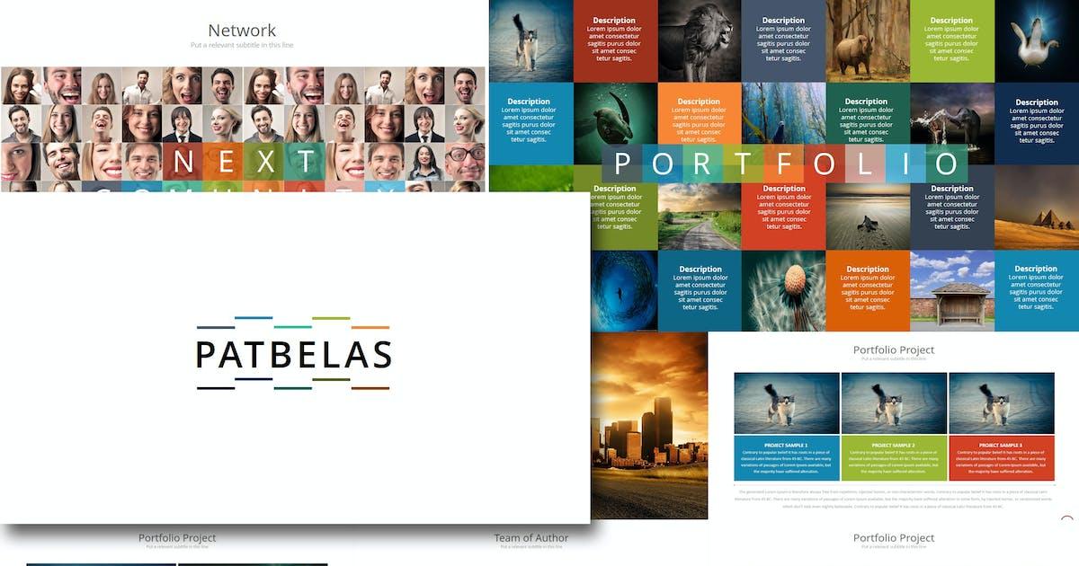 Download PatBelas - Keynote Template by Artmonk