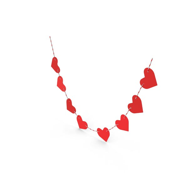 Thumbnail for Heart Shaped Garland