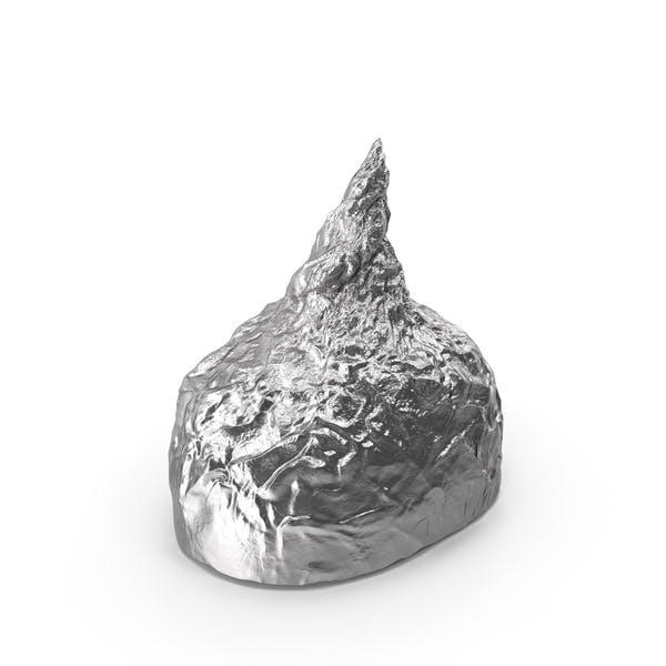 Thumbnail for Шляпа из оловяной фольги