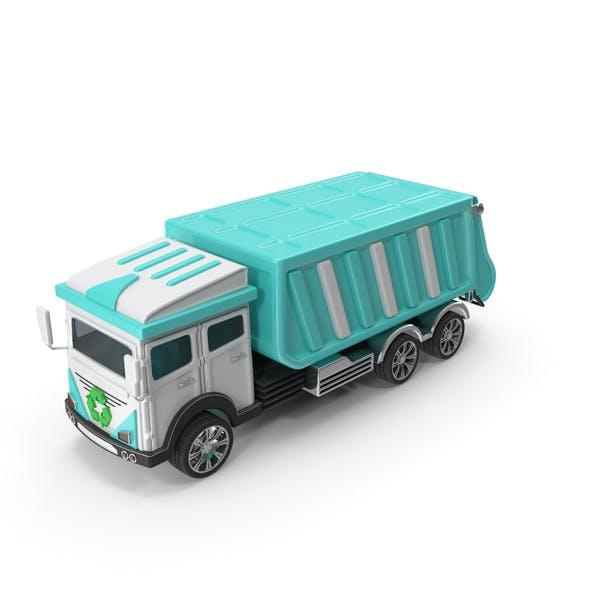 Мультфильм грузовик