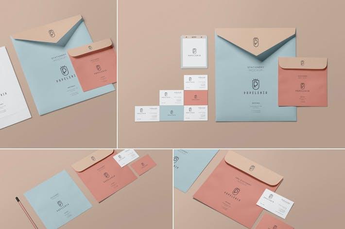 Thumbnail for Envelope Mockups