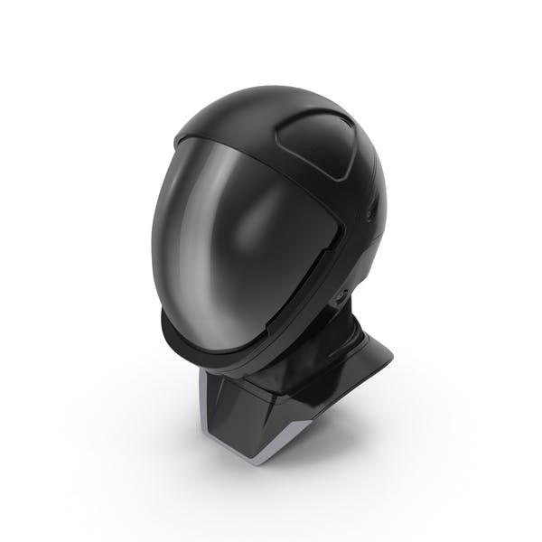 Sci Fi Астронавт шлем черный