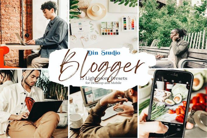 Thumbnail for Пресеты Lightroom Blogger