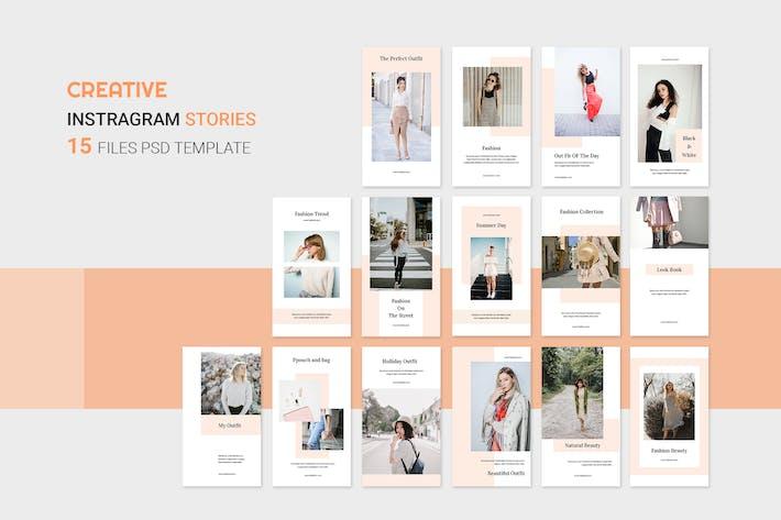 Thumbnail for Instagram Shopping Stories