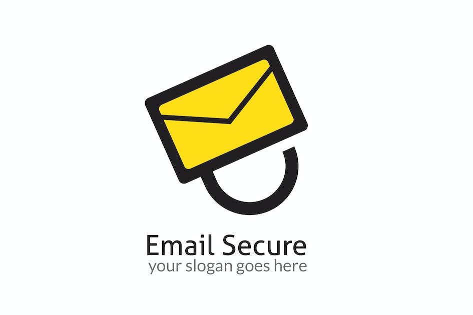 Download Email Secure Logo by Rometheme