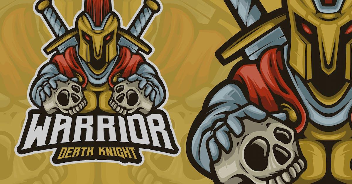 Download Warrior Death Knight Mascot Logo by erix_ultrasonic