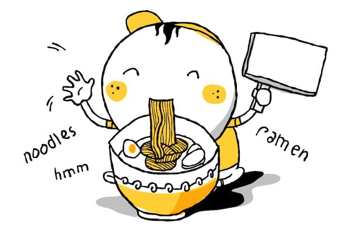 Thumbnail for Ramen noodles