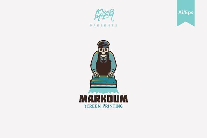 Thumbnail for Markoum Logo Template