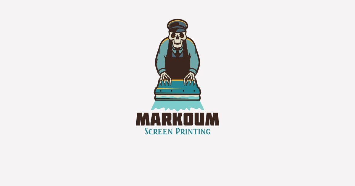 Download Markoum Logo Template by Ijajil