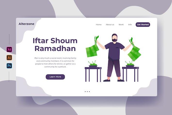 Thumbnail for Iftar Ramadhan 03