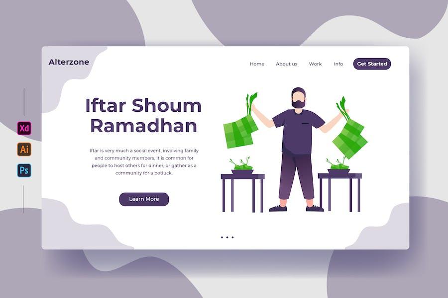 Iftar Ramadhan 03