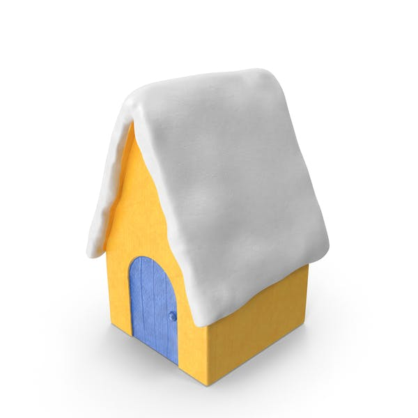 Thumbnail for Christmas House Figurine