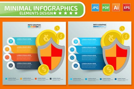 Economy Infographics Design