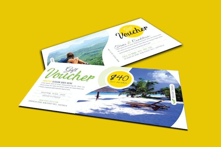 Thumbnail for Travel Gift Voucher