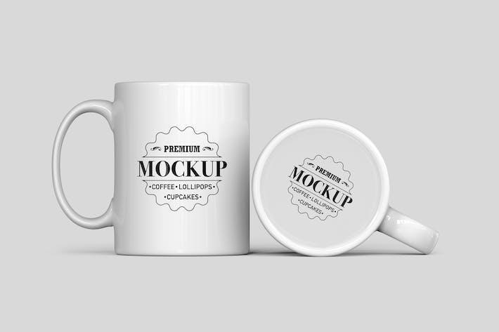 Ceramic Mug Mockup 8.0