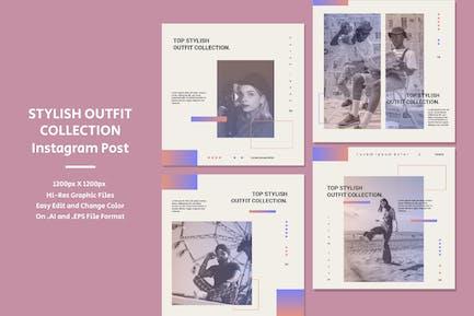 Stilvolles Outfit Collecion