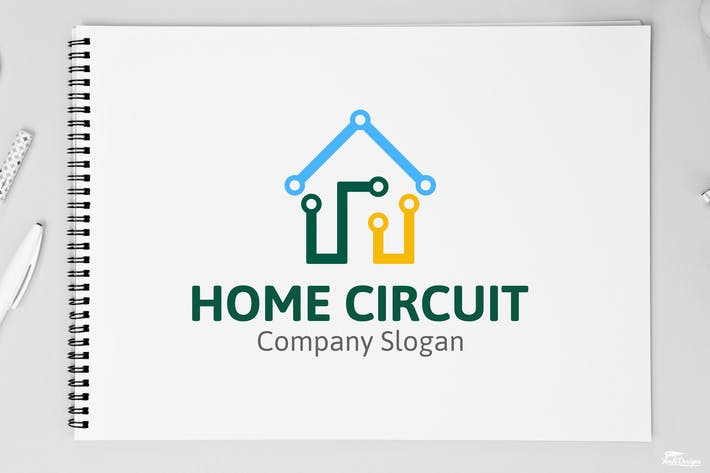 Thumbnail for Home Circuit Logo