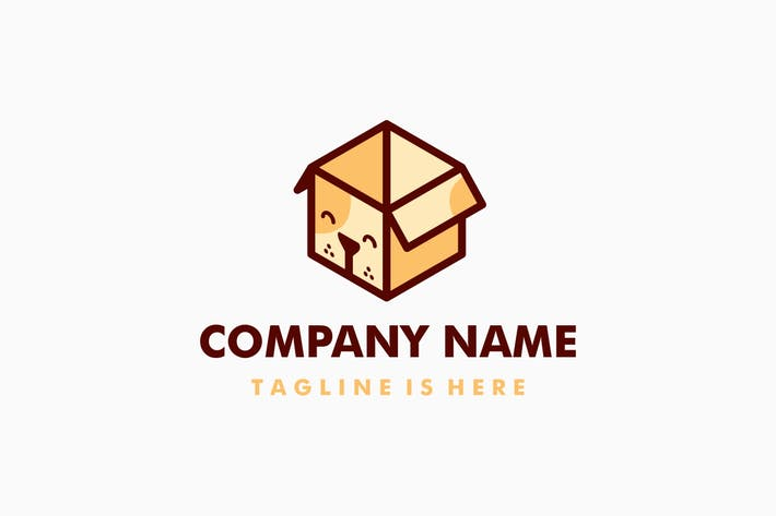 Thumbnail for dog box logo