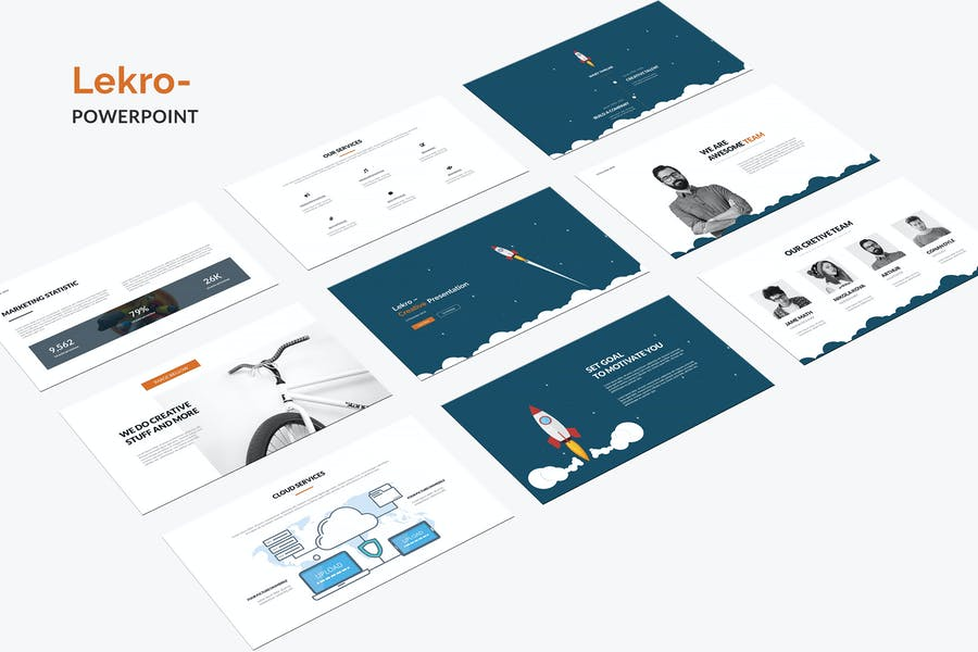 Lekro Powerpoint Presentation