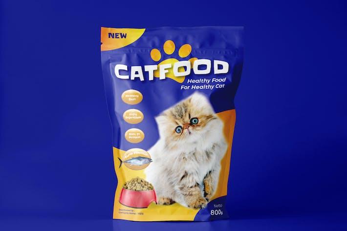 Thumbnail for Katzenfutternäckchen Design