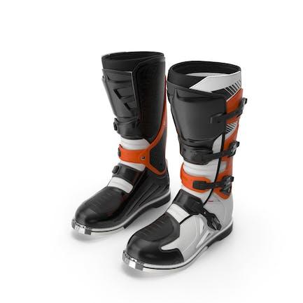 Mens Motocross Boots
