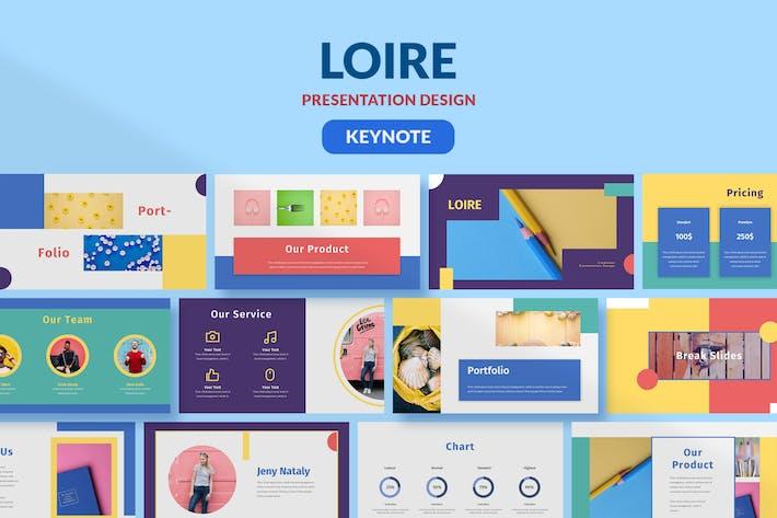 Thumbnail for Луара - Дизайн презентации креативов