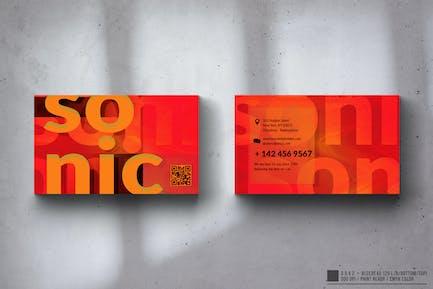 Creative Multipurpose Business Card Design