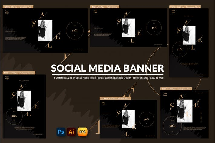 New Collection Social Media Banner