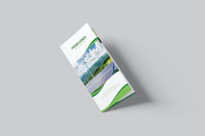Cover Image For Brochure – Wave Multipurpose Bi-Fold DL