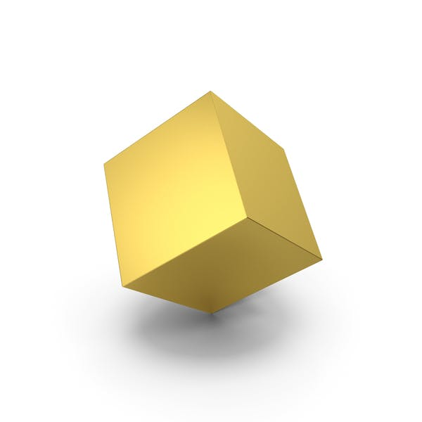 Thumbnail for Gold Cube