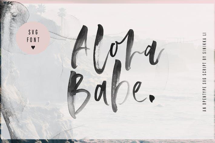 Thumbnail for Aloha Babe