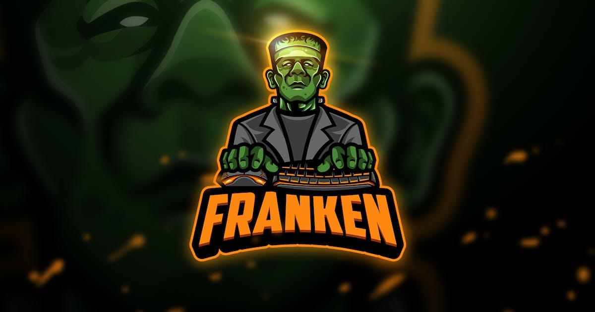 Download Franken - Mascot & Esport Logo by aqrstudio
