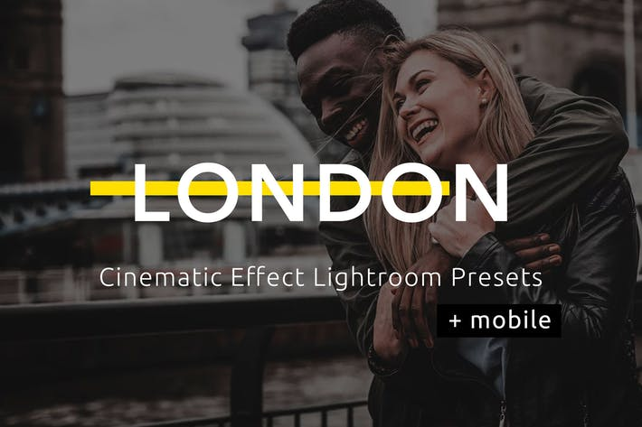 Thumbnail for London - Cinematic Lightroom Presets
