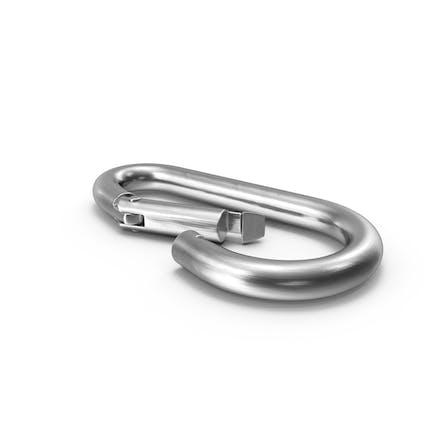 Clip de cable mosquetón