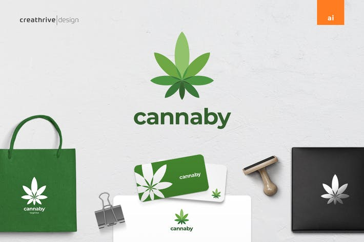 Thumbnail for Cannaby Logo