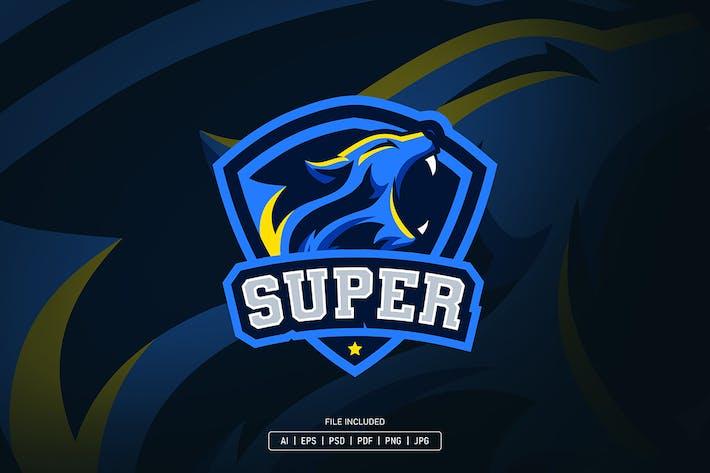 Thumbnail for Super power esport logo