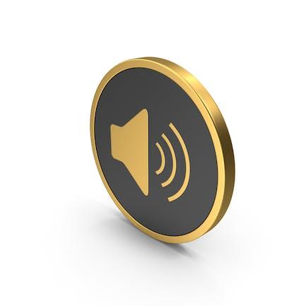 Gold Icon Sound