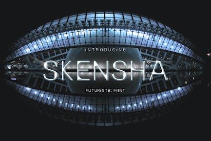Skensha - Police futuriste